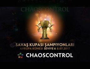 Avrupa Kümesi Battle Cup Tier 6 Şampiyonluk